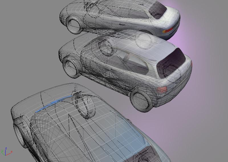 Grafica 3d for Programmi rendering 3d