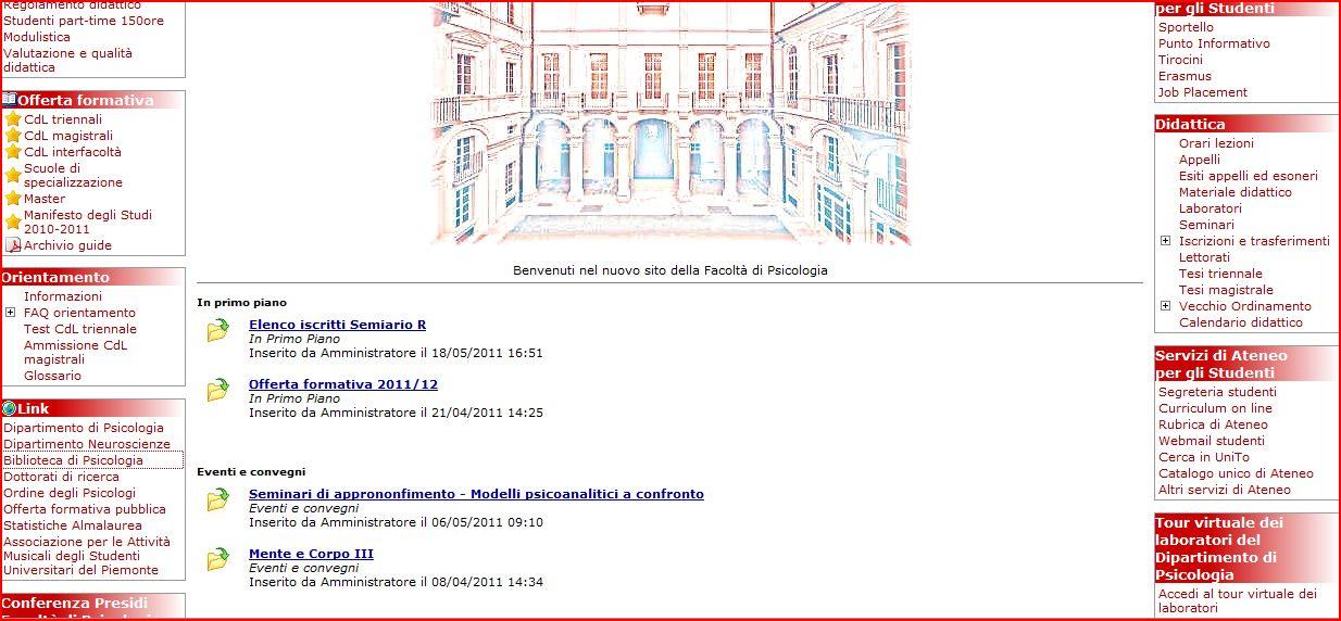 Unito Calendario Didattico.Ricerche Bibliografiche