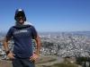 Antonio fontanarosa, San Francisco, è stupendo poter guardare tutto dall'alto