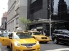 Enza, NY, i fantastici taxi gialli da fermare con un fischio