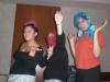 Fabiola, Clelia e Roberta, Mosca