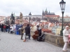 Giusy, Praga, la prima avventura
