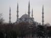 Naomi, Istambul, la maestosa moschea