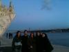 Nhoemi, Lisbona, Vasco de Gama, riproduzione del monte di Brooklin
